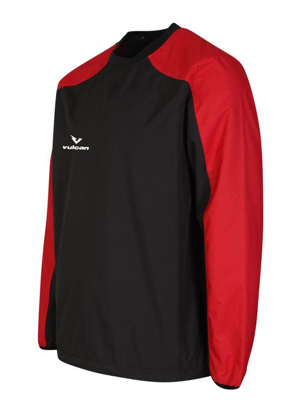 vulcan-sports-Pro-Windbreaker-Black-Red-Angle