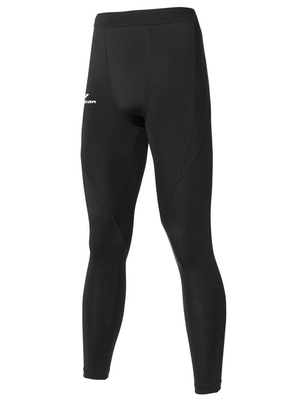 vulcan-sports-elite-baselayer-tights-black